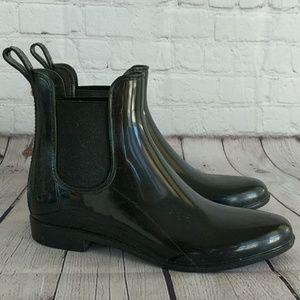 Sam Edelman | 10 Black Tinsley Rain Boot